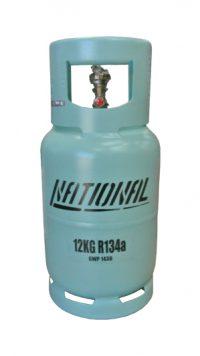 R134a 12Kg National Refrigerant