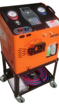 R134a Air conditioning Service cube